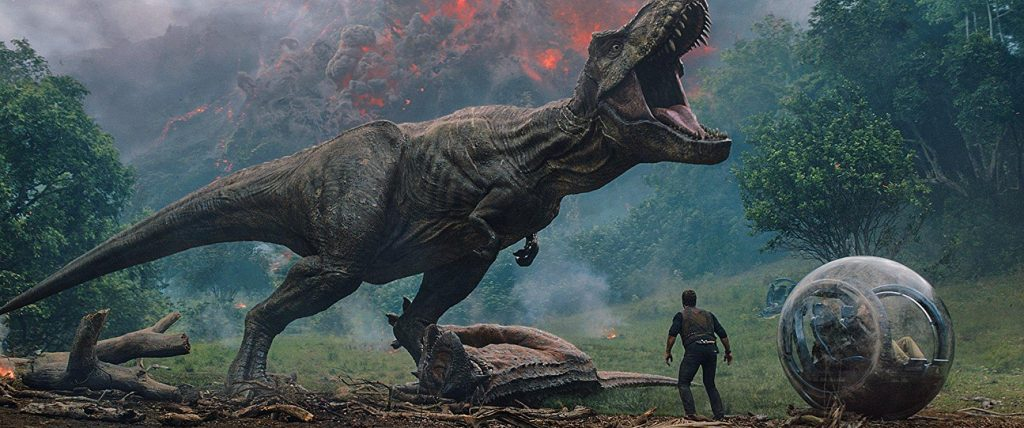 JURASSIC WORLD: FALLEN KINGDOM | New Featurette