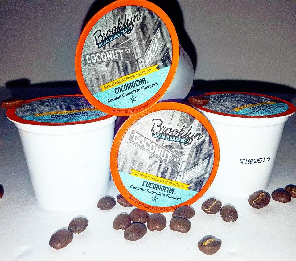 Brooklyn Bean Roastery CocoMochaCoffeeK-Cup