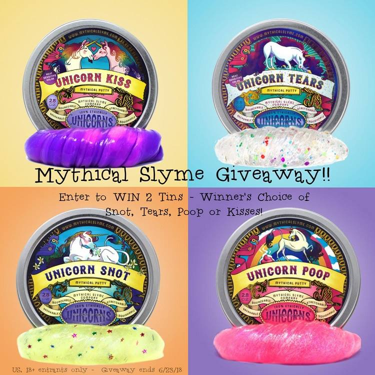Mythical Slyme Giveaway
