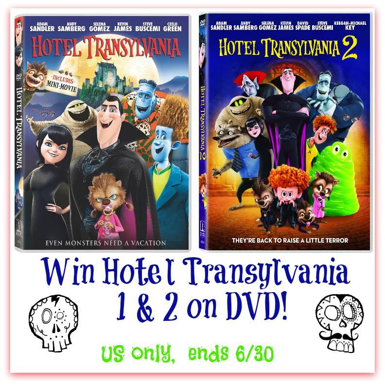 Hotel Transylvania Giveaway