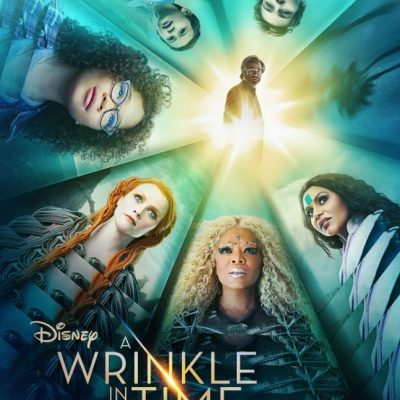 A Wrinkle in Time Giveaway