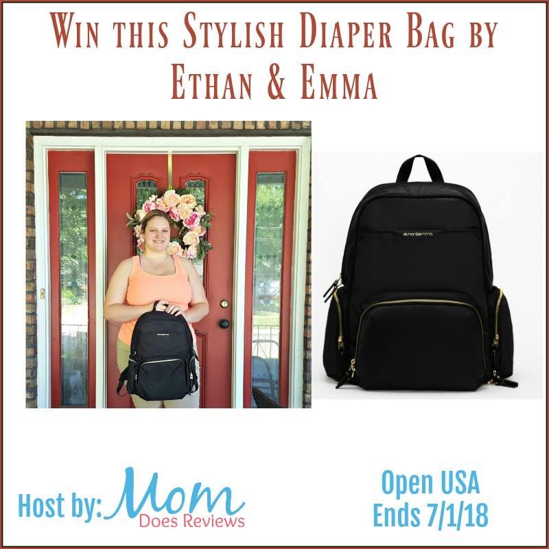Ethan & Emma Diaper Bag Giveaway