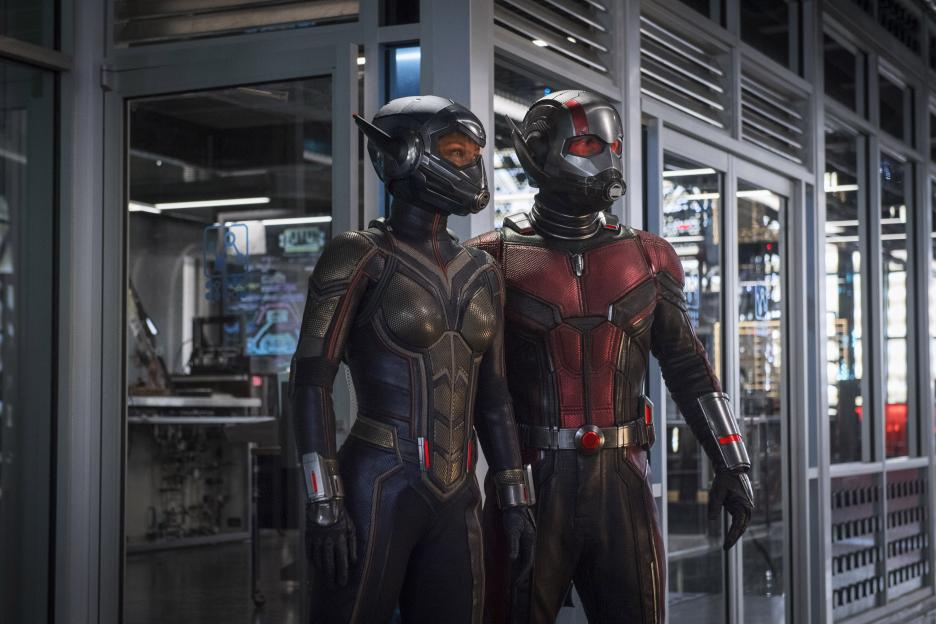 I'm Headed to LA for the #AntManAndTheWaspEvent