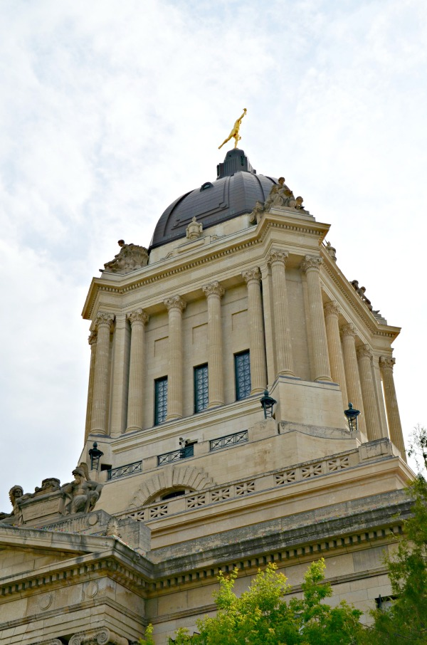 Hermetic Code Tour with Dr. Frank Albo: Hermetic Code Tour of the Manitoba Legislative Building