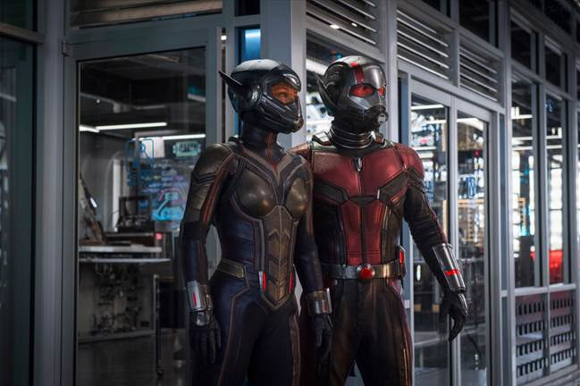 """ANT-MAN AND THE WASP - """"Who is the Wasp?"""" Featurette"""