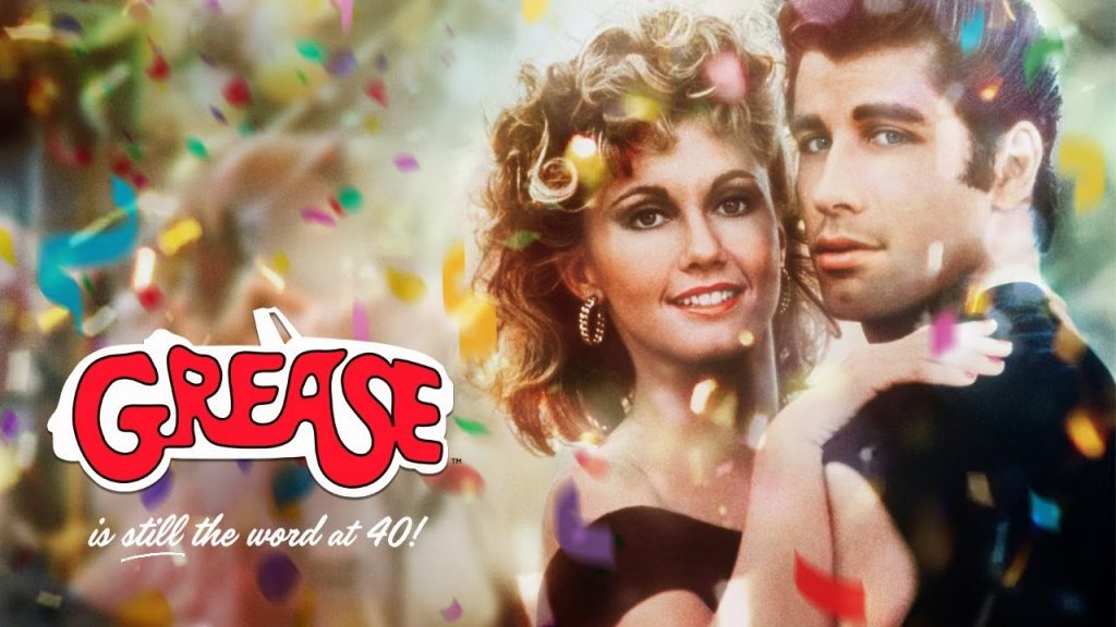 Grease Giveaway