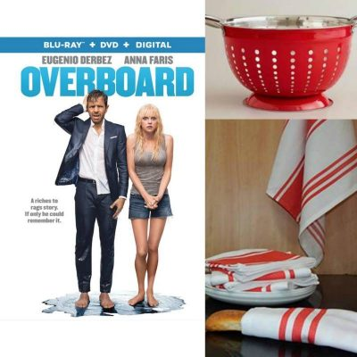 OVERBOARD with Spaghetti Giveaway