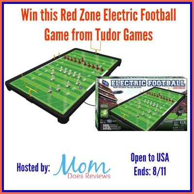 Red Zone Electric Football Game Giveaway