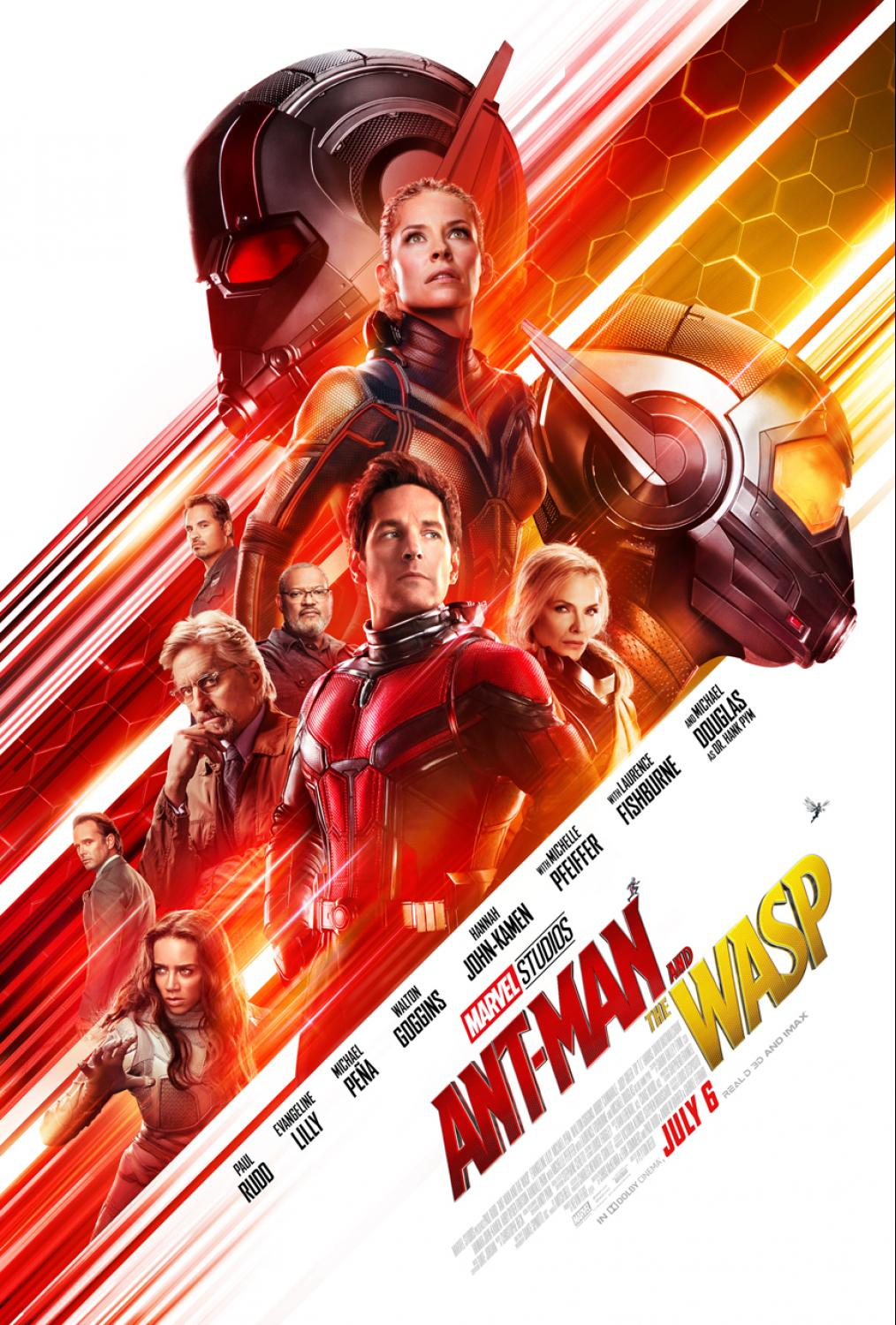 Sitting Down with Ant-Man and the Wasp Director Peyton Reed - We talked about the film, what the future holds, and the credit scenes.