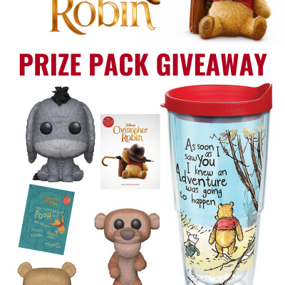 Christopher Robin Prize Pack Giveaway