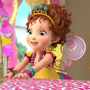 FANCY NANCY comes to Disney Junior
