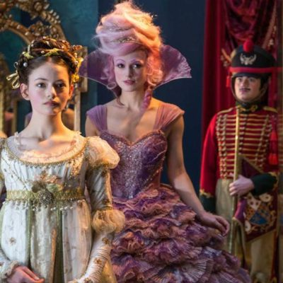 THE NUTCRACKER AND THE FOUR REALMS – New Poster & Trailer