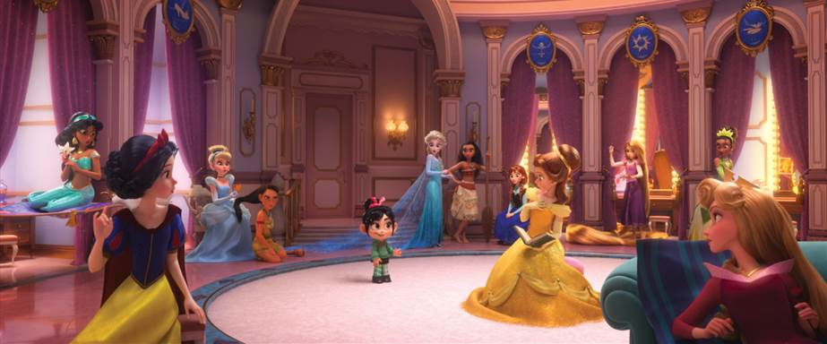 RALPH BREAKS THE INTERNET: WRECK-IT RALPH 2 Sneak Peek