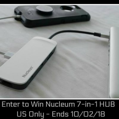 Nucleum 7-in-1 HUB Giveaway