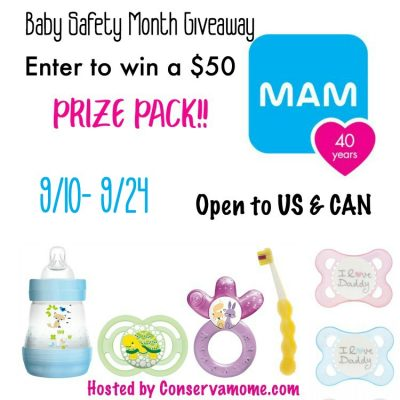 $50 MAM Giveaway