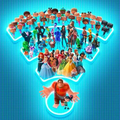 RALPH BREAKS THE INTERNET - New Trailer & Poster Now Available