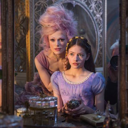 THE NUTCRACKER AND THE FOUR REALMS - Final Trailer Now Available
