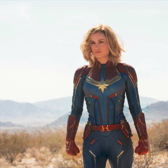 Marvel Studios' CAPTAIN MARVEL - Trailer & Poster Now Available