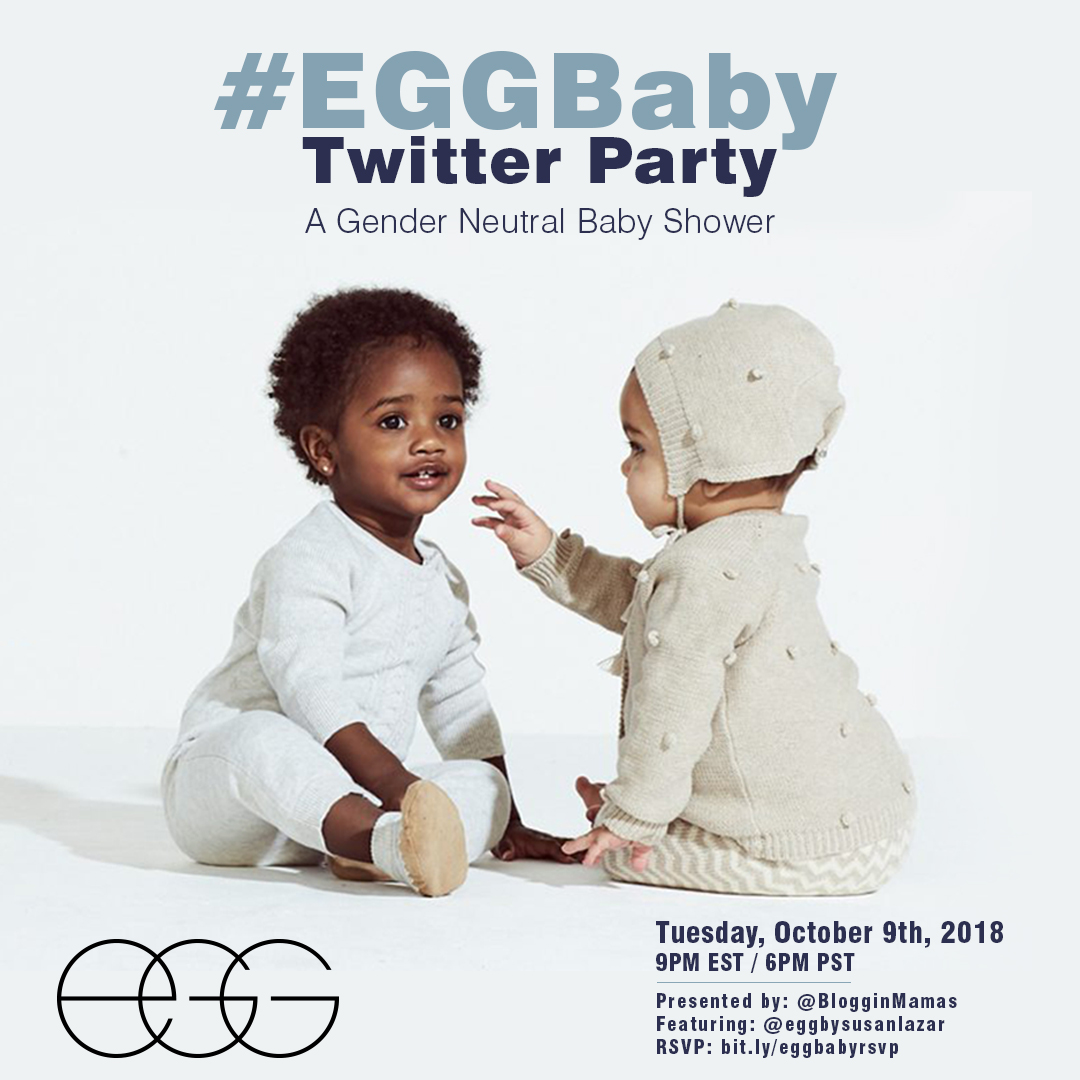 #EGGBaby Twitter Party