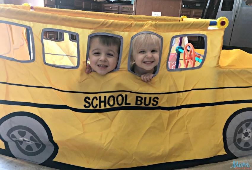 School Bus Vehicle Kit