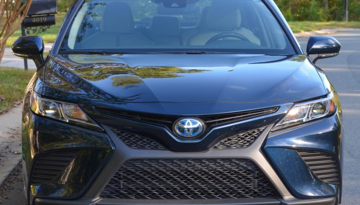5 Things I Love about the 2018 Toyota Camry