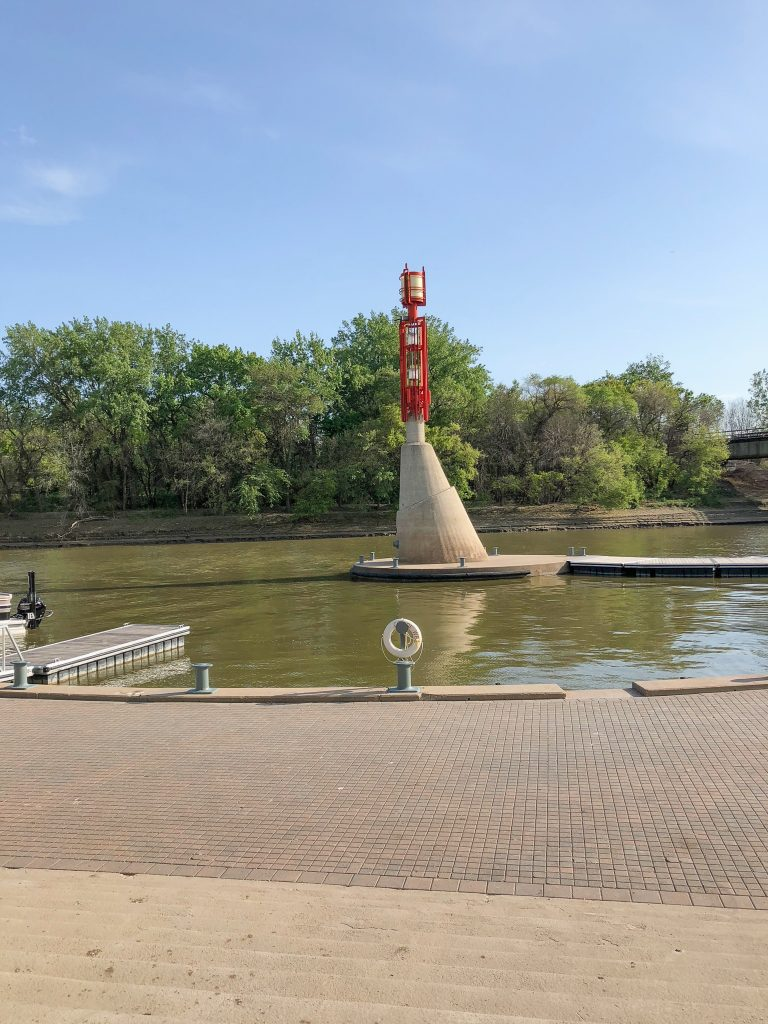 Spending Time at The Forks