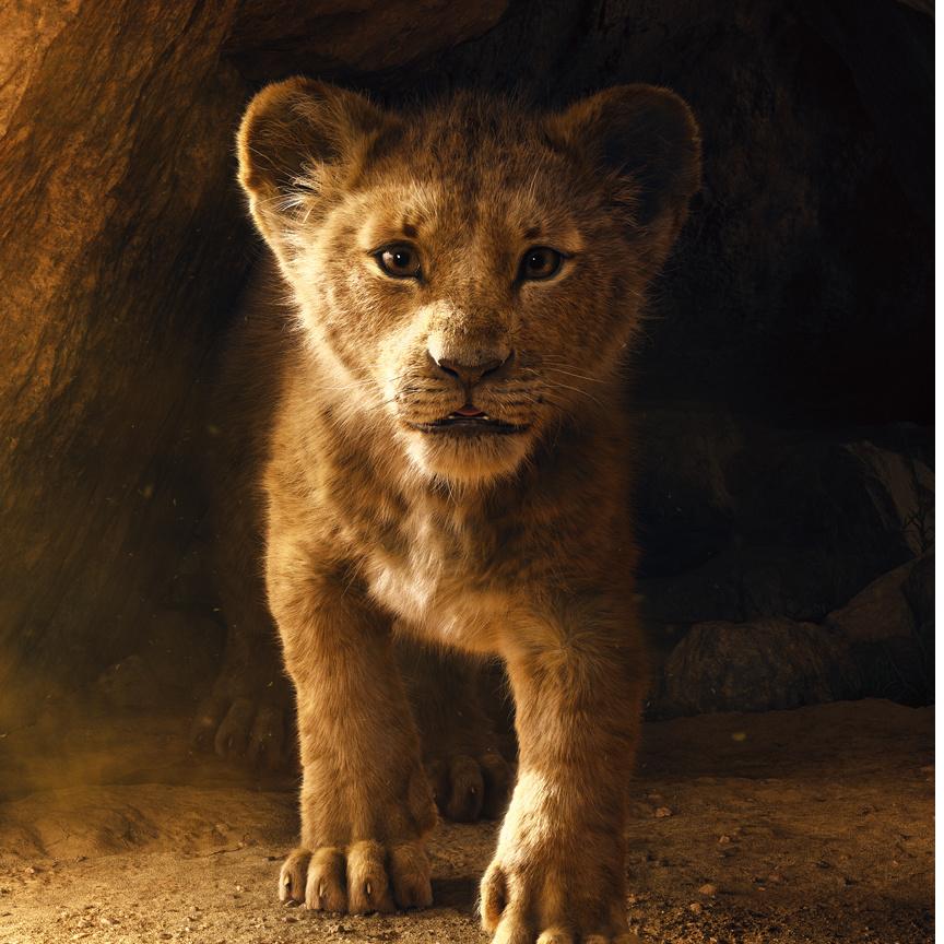 THE LIONG KING Teaser Trailer & Poster