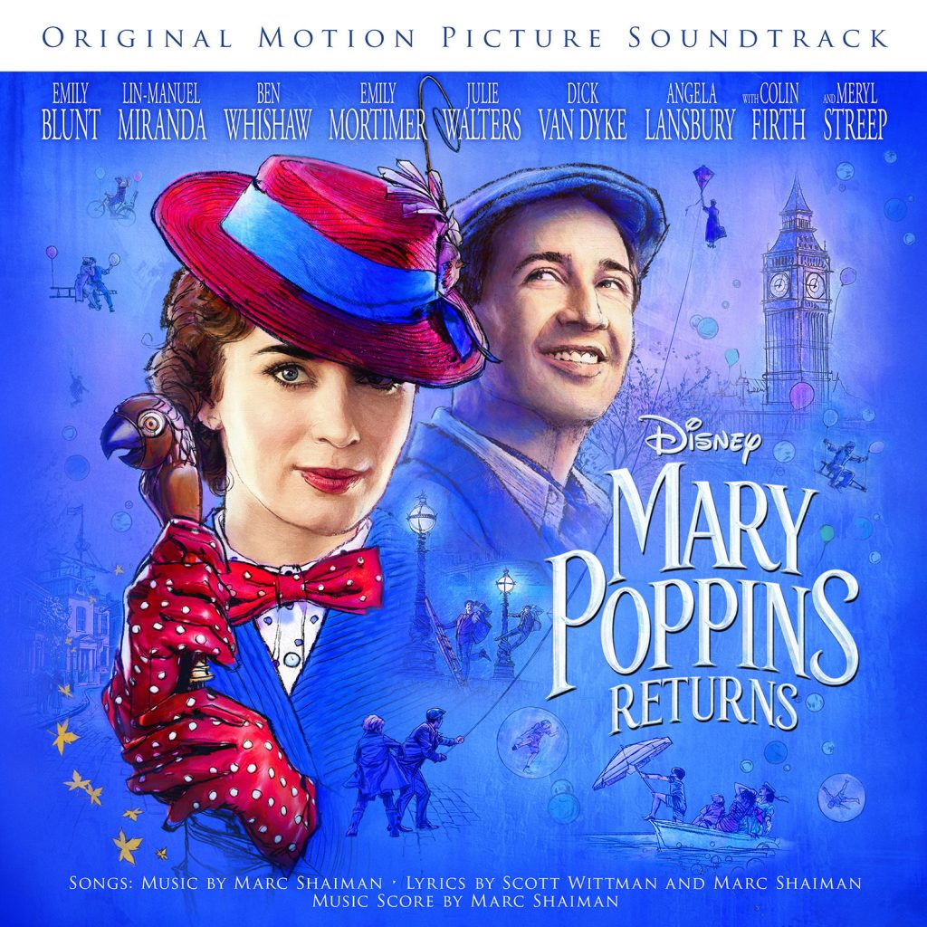 MARY POPPINS RETURNS - New Clip Now Available + Advance Tickets Now On Sale