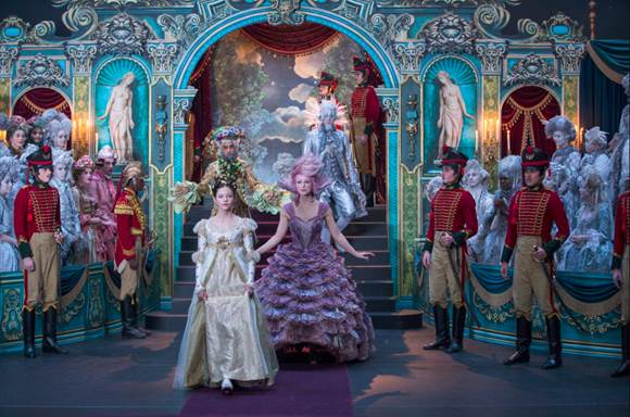 THE NUTCRACKER AND THE FOUR REALMS Now Playing in Theaters Everywhere
