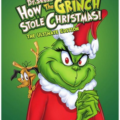 How The Grinch Stole Christmas DVD Giveaway