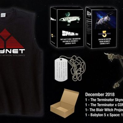 CometTV! & Charge December Prize Pack Giveaway