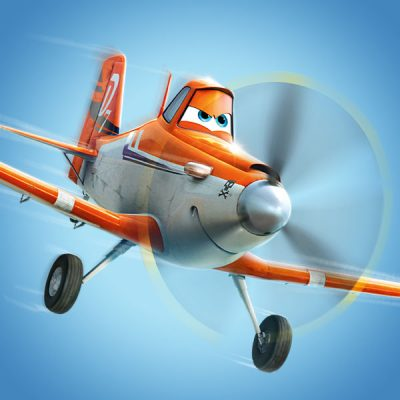 Giving Disney's PLANES Its Wings – How to Draw Dusty from Planes