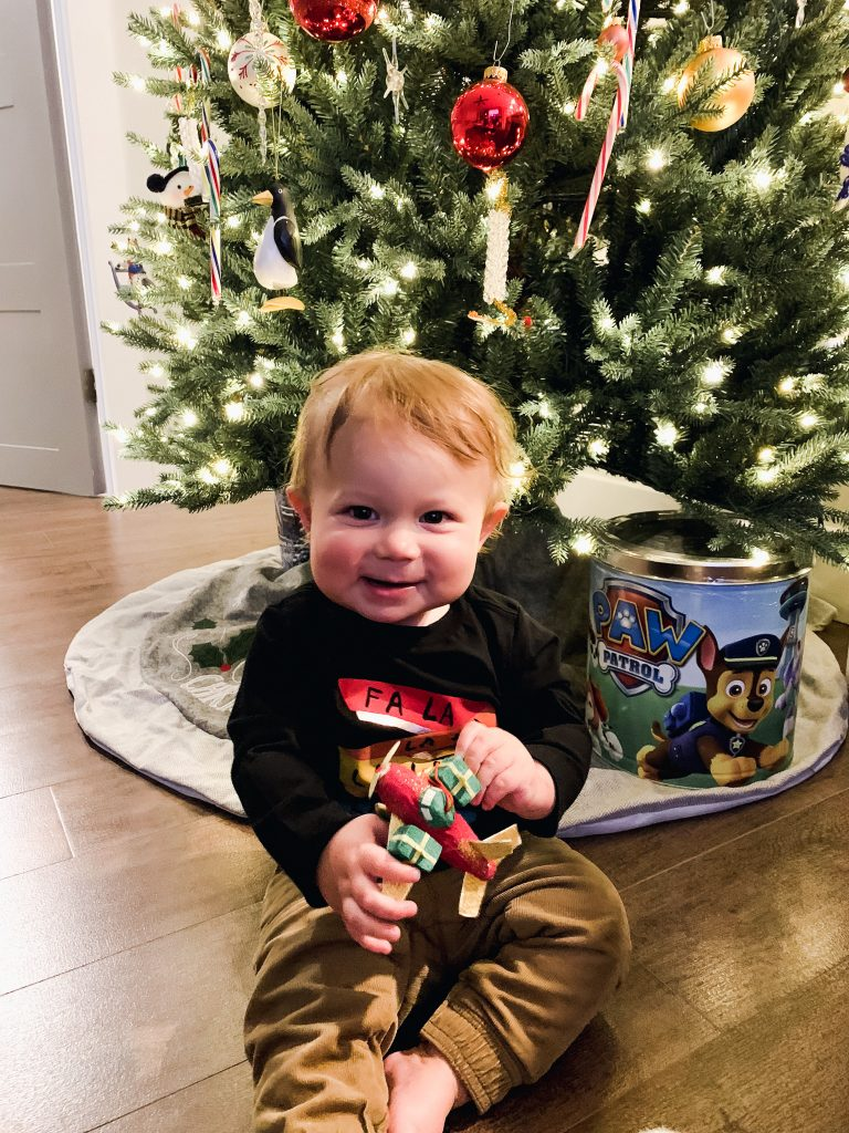 Finding a Baby Christmas Outfit for Boys