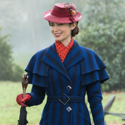 Mary Poppins Coloring Sheets - Now in Theaters Everywhere