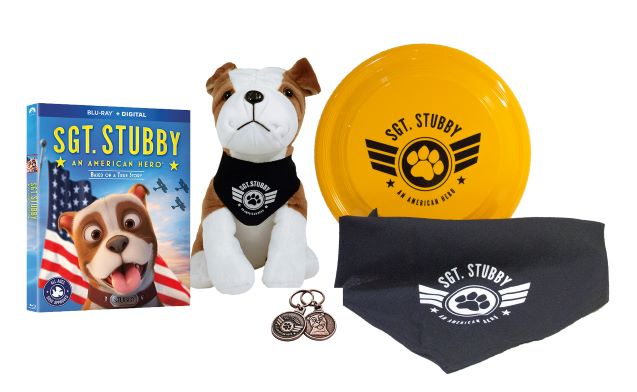 Sgt. Stubby: An American Hero Giveaway