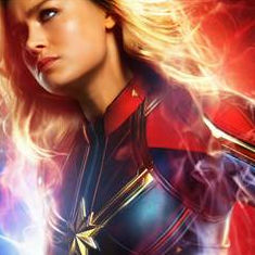 CAPTAIN MARVEL - New Character Posters