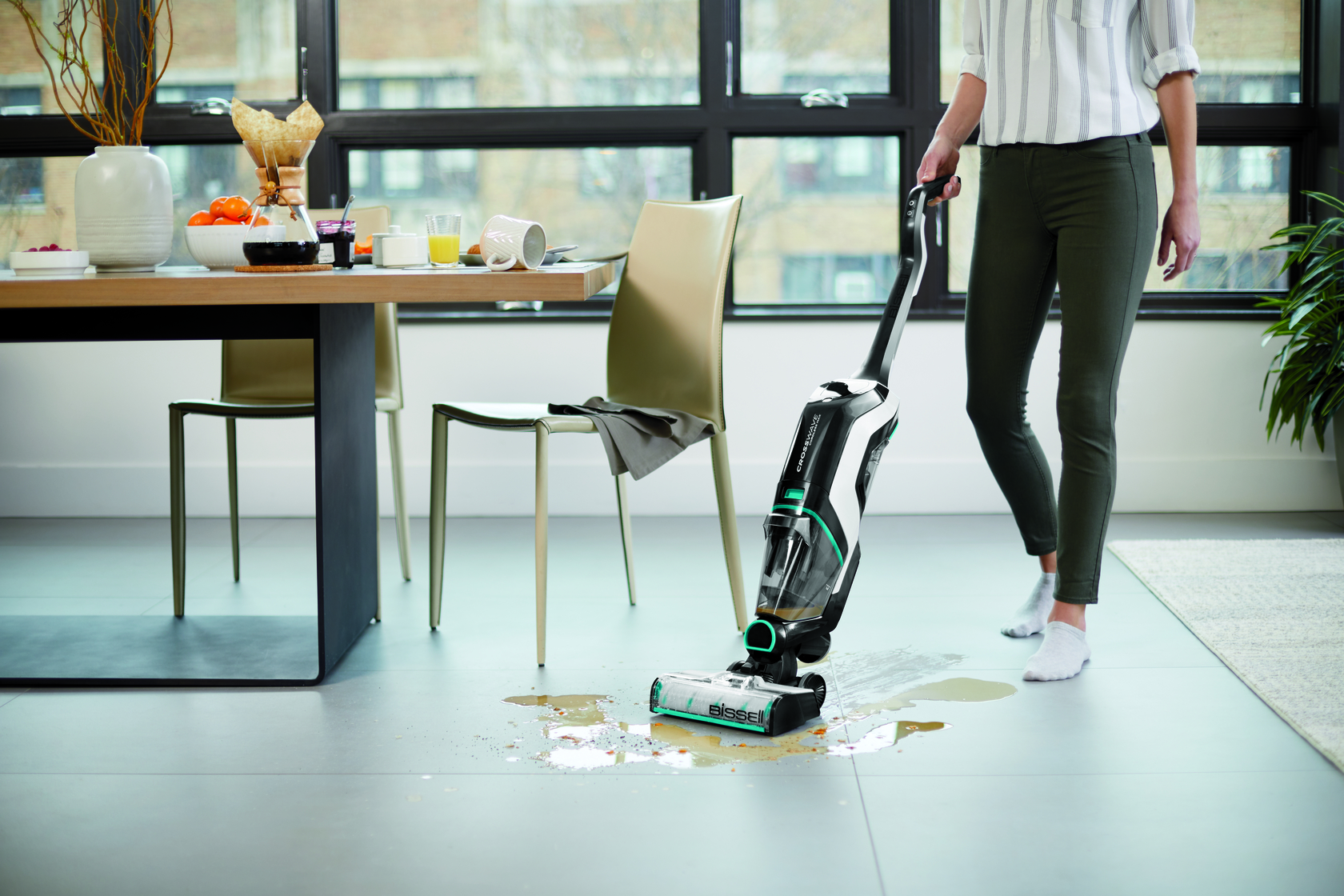 BISSELL CrossWave Cordless Max