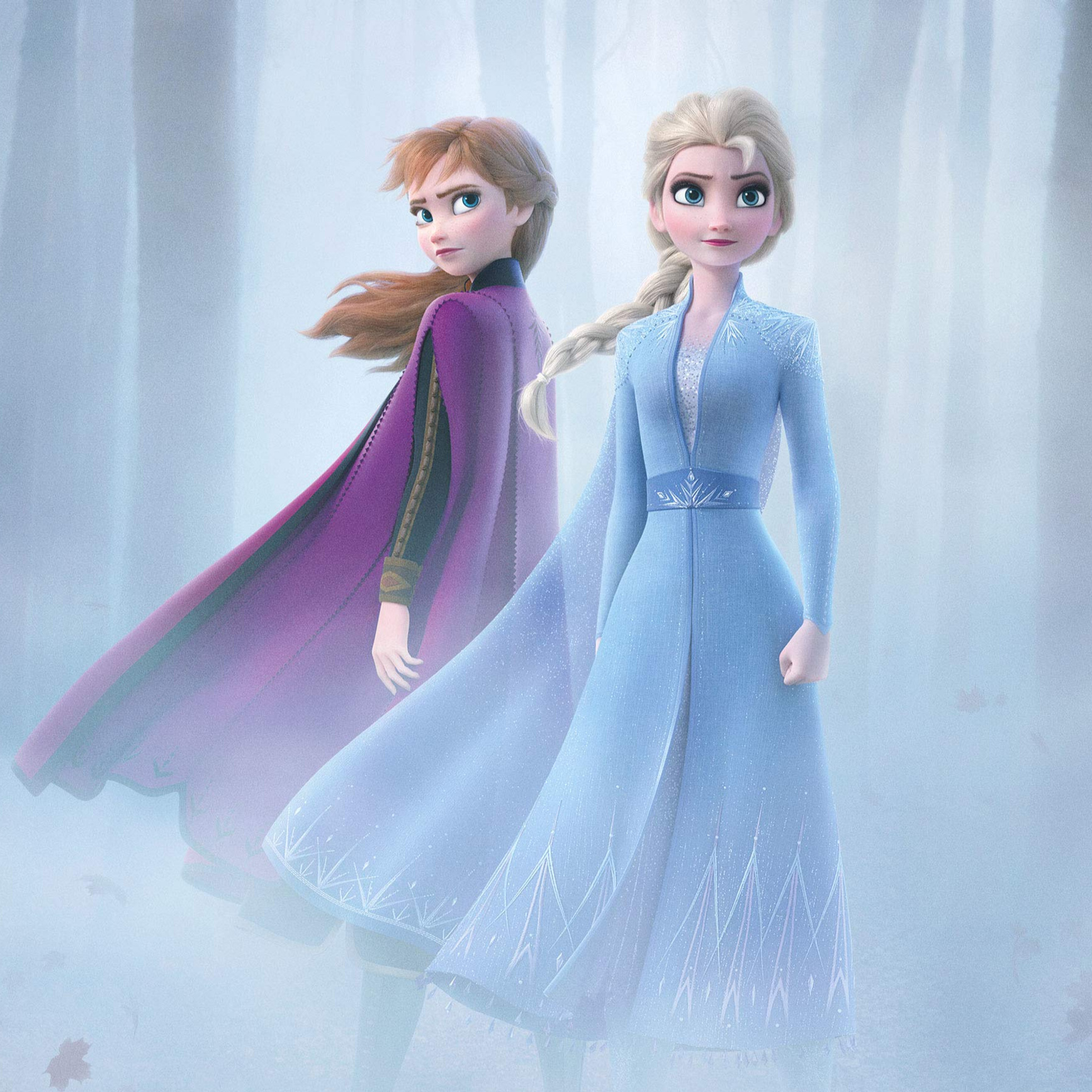 "Disney's ""Frozen 2"" Arrives Home"