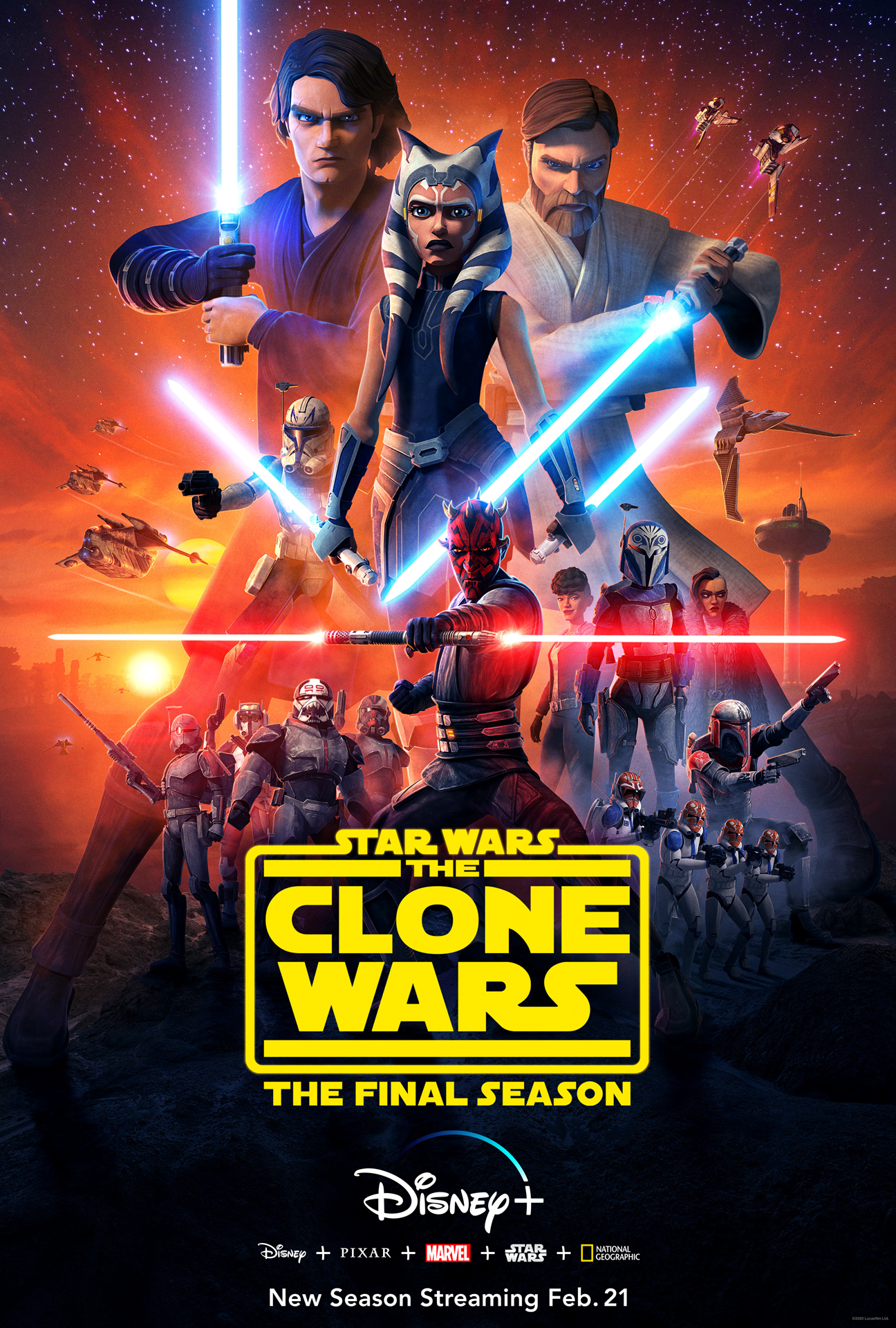 Star Wars: The Clone Wars Returns with New Episodes