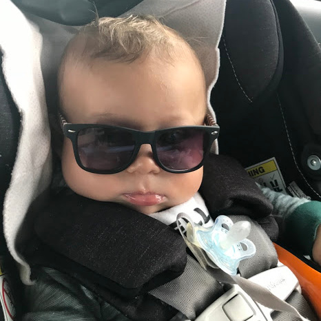 10 Tips for Road Tripping with a Baby