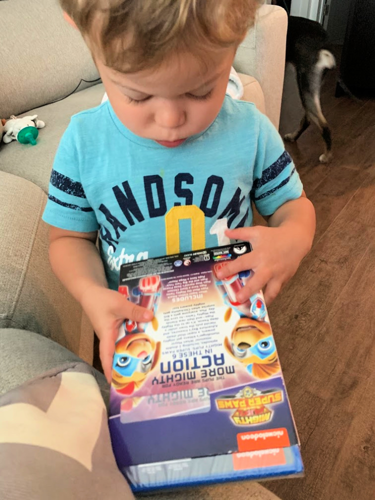 PAW Patrol: Mighty Pups Super Paws