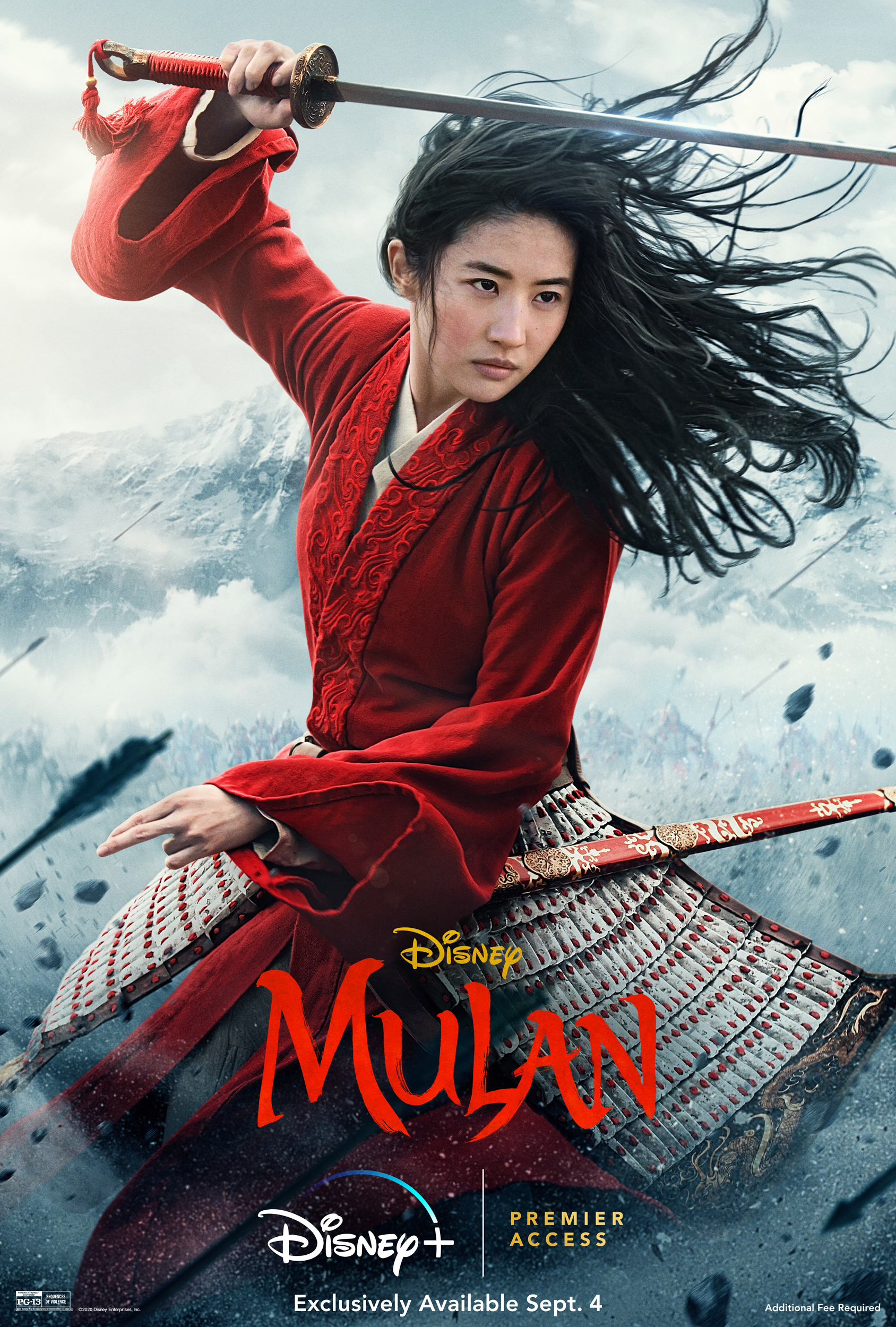 Live Action Mulan Review + Activities