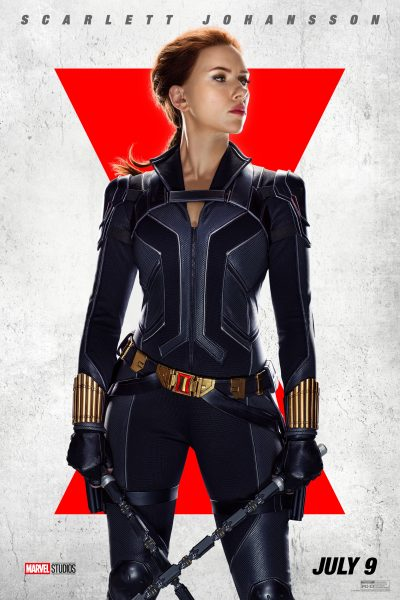 "Marvel Studios' ""Black Widow""—New Character Posters Available Now"