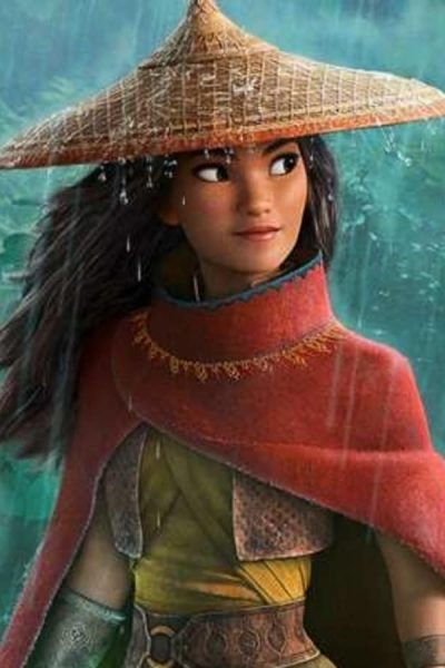 RAYA AND THE LAST DRAGON In-Home Activity Pages and Digital Code Giveaway