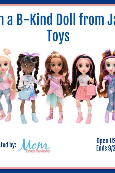 B-Kind Doll Giveaway