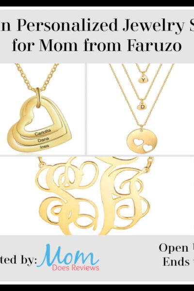 Faruzo Jewelry Set Giveaway