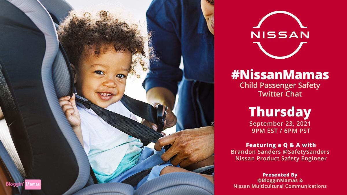 #NissanMamas Twitter Chat Tonight
