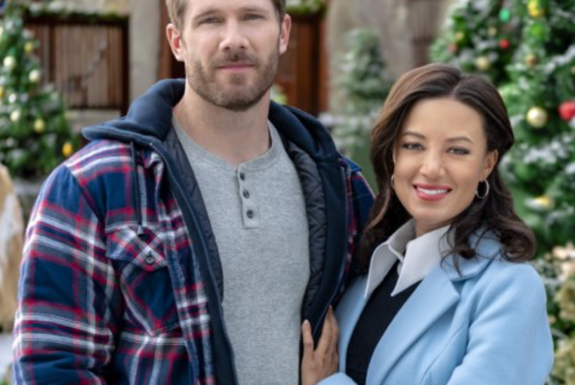 """Hallmark Movies & Mysteries Original Premiere of """"Christmas in My Heart"""" on Saturday, Oct. 23rd at 10pm/9c #MiraclesOfChristmas"""